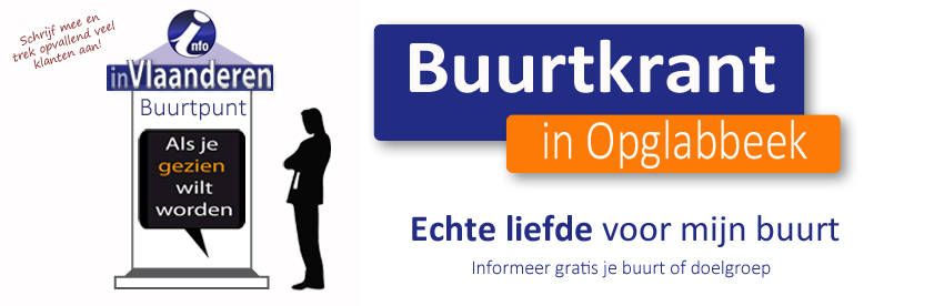 buurtkrant in Opglabbeek